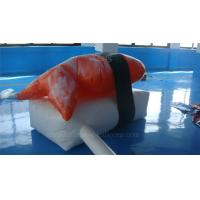 China Sushi Shaped Inflatable Model Big Oxford Cloth For Restaurant Advertising wholesale