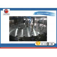 Electric Cola Tin Can Filling Machine SUS04 4.8kw 2500 × 1750 × 2200mm Customized