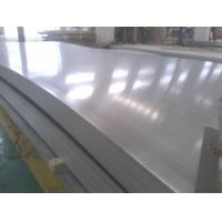 China Chemical Hot Rolled Stainless Steel Plate 304 / 304L With High Density wholesale