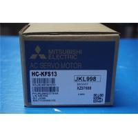 China 100W Mitsubishi AC Industrial Servo Motor HC-MFS13 / HC-KFS13 Japan Motor wholesale