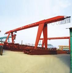 China YUANTAI Convenient & Popular MH Single-girder Gantry Crane wholesale