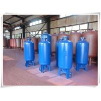 China High Pressure Diaphragm Pressure Tank , Large Capacity Water Pressure Expansion Tank wholesale