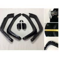 China Toyota FJ Cruiser Black 4x4 Wheel Arch Flares With Decorative Screws And 3m Tape wholesale