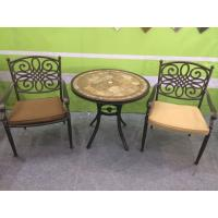 Quality patio cast aluminum furniture-4031 for sale