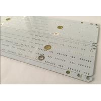 Buy cheap Smart control PCB board/FR4 94V0 ROHS circuit board with white color PCB service from wholesalers