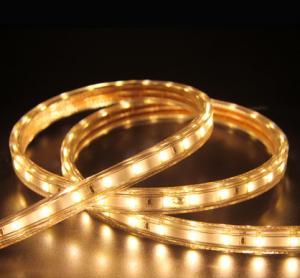 Buy cheap Waterproof Rgb Led Strip Lights  120 LED / M 8W /  M High Quality For Bridge product
