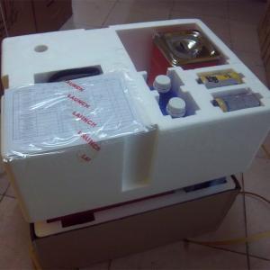 Quality Original 220V Petrol Fuel Injector Cleaning Machine , Fuel Injector Testing Machine for sale