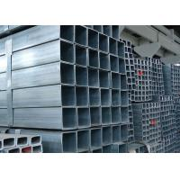 China BS1387 Hot Dip Galvanised Steel Tube, ASTM A53 Square Steel Galvanized Pipe wholesale