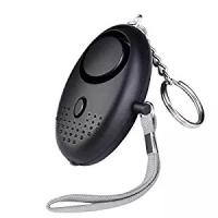 China 120DB SOS Emergency Self-Defense Security Alarm with LED Light for Women Girls Elderly Safety wholesale