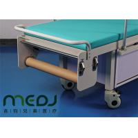 Quality Allergy Patient Examination Table Remote Control Treatment Bed With Electric Motor for sale