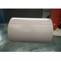 China Coloured Prepainted Galvalume Steel Coil Full Hard JIS G 3318 Heat Reflective wholesale
