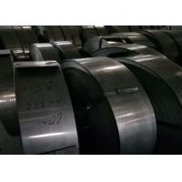 China Cold Rolled Steel Sheet Roll , 10mm - 500mm Width Steel Strip For Industry wholesale