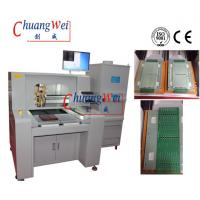 China PCB Depaneling Machine PCB Routing Equipment for 0.6-3.5mm Thick TAB PCB Boards on sale