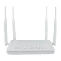 Buy cheap 0.3kg Natural Cooling GPON ONU Modem Fiber Optic With 1GE+WIFI ONU from wholesalers