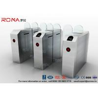 Quality Barcode Cargo Door Waist Height Turnstiles Turnstile Barrier Gate Electric Access Control Turnstile With CE approved for sale