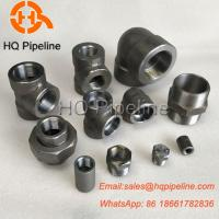 China 2000lbs/3000lbs/6000lbs forged steel high pressure carbon steel/stainless steel pipe fittings wholesale