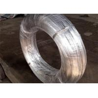 China Soft Hot Dipped Galvanized Wire Used In Producing Kinds Of Wire Mesh wholesale