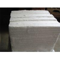 China High Heat Insulation Refractory Ceramic Fiber Board White Color For Air Stove wholesale