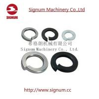 China Single Coil Rail Spring Washer wholesale