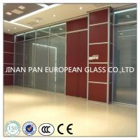 China 6mm tempered glass for doors with CE wholesale