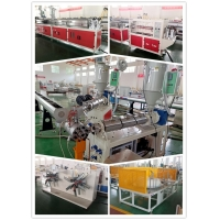 China 16 × 2.0mm PEXa EVOH Oxygen Barrier Pipe Making Machine wholesale