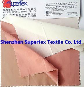 China Combed 100GSM 40S Custom Cotton Fabric Solid 145CM Cotton Poplin Fabric wholesale