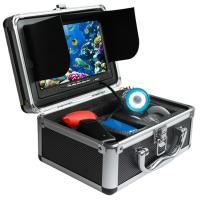 Buy cheap Waterproof Aluminium Fish Finder Camera underwater video camera from wholesalers