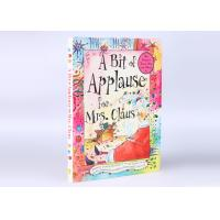 China Delicate Glossy Finishing Childrens Board Books Full Color With Dust Jacket wholesale