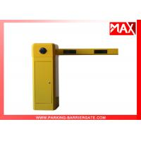 120W Parking Lot Security Gates for Hospital / Building / Government