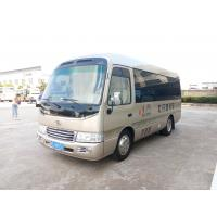 China Luxury K Series 19 Seater Bus , 19 Seater Coach 5500 Kg Gross Vehicle Weight wholesale
