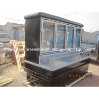 China Multideck Upright Combination Freezer With Sliding / Solid Door wholesale