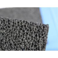 Quality ISO9001 10 - 60 ppi Granular Activated Carbon Air Filter Media With High Carbon Content for sale