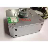 China White Color Sync Elevator Door Motor , Pmsm Motor With Reliable Performance wholesale