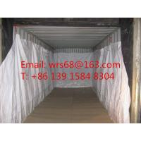 Buy cheap Chemical PP woven open top 20 ft / 40 ft sea bulk liner for iron ore from wholesalers