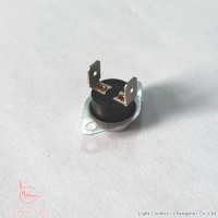 China Taiwan Company Light Country KSD301 Bimetal Thermostat Bakelite case Fixed bracket for Home Appliance wholesale