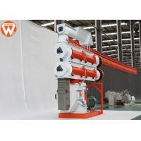 China Crumbler Machine Bird Feed Production Line , Low Breakdown Animal Feed Plant Machinery wholesale