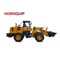Buy cheap 4*4 2500 kg Front End Loader 2.5 Ton Medium Sized Wheel Loader from wholesalers