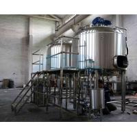 Buy cheap food grade alcohol turnkey distillation equipment 20000LPD in Myanmar from wholesalers
