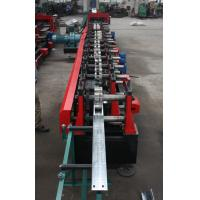 China C Purlin Roll Forming Machine Plc Light Steel Framing Cold Roll Forming Machine wholesale