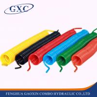 China 5M Inch 5/16 Size Factory Price Polyurethane Coil Tube Pneumatic Tools wholesale