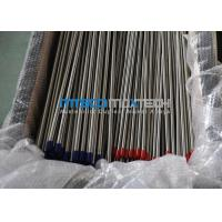 China ASTM A213 / ASME SA213 TP347H Precision Stainless Steel Tubing 21.3mm For Chromatogrphy wholesale