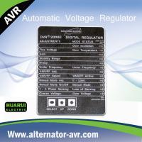 China Marathon DVR2000E AVR Automatic Voltage Regulator for Brushless Generator wholesale