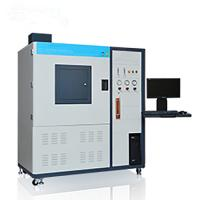China Microcontrolled Flammability Test Chamber Solid Material Smoke Density Meter wholesale