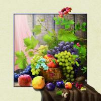China 5d Natural Flowers 20 x 20cm Poster Custom Lenticular Printing For Wall Art Hanging wholesale