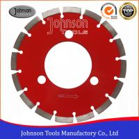 China 200mm Diamond Concrete Saw Blades For High Speed Hand Held Saws And Angle Grinders wholesale