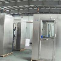 Buy cheap Stainless Steel Air Shower Room 15 - 20M/S Air Velocity SGS Certificated from wholesalers