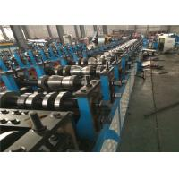 Buy cheap High Speed Steel Frame Roll Forming Machine 1.5-3.0mm Column Structure 380V from wholesalers