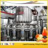 China 2000BPH - 20000BPH Juice Filling Machine , Automatic Tropical Fruit Production Line wholesale