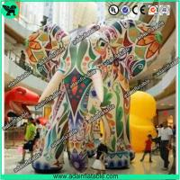Buy cheap Giant Advertising Inflatable Elephant,Inflatable Elephant Cartoon,Advertising Inflatable from wholesalers