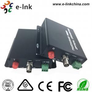 China 1-Ch HD-AHD/CVI/TVI/CVBS Over Fiber Converter (720P, 960P ), 20km, single mode single fiber, FC wholesale